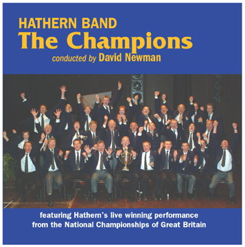 Hathern Band: The Champions